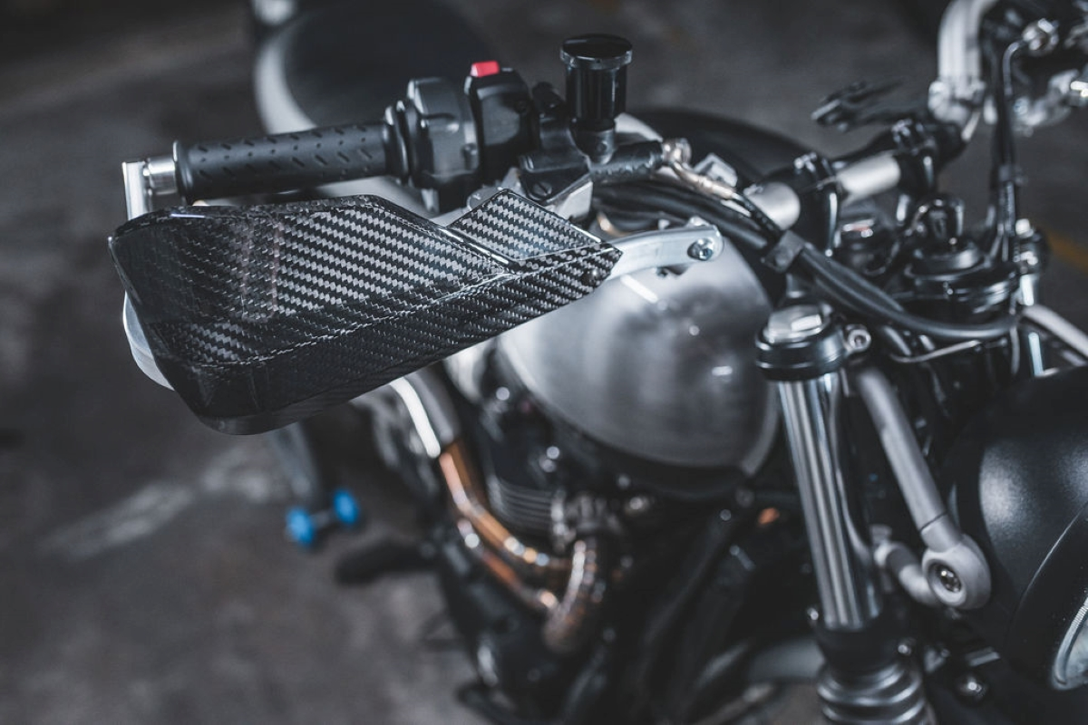BARKBUSTERS CARBON Guards (@MOTO_FEELZ)