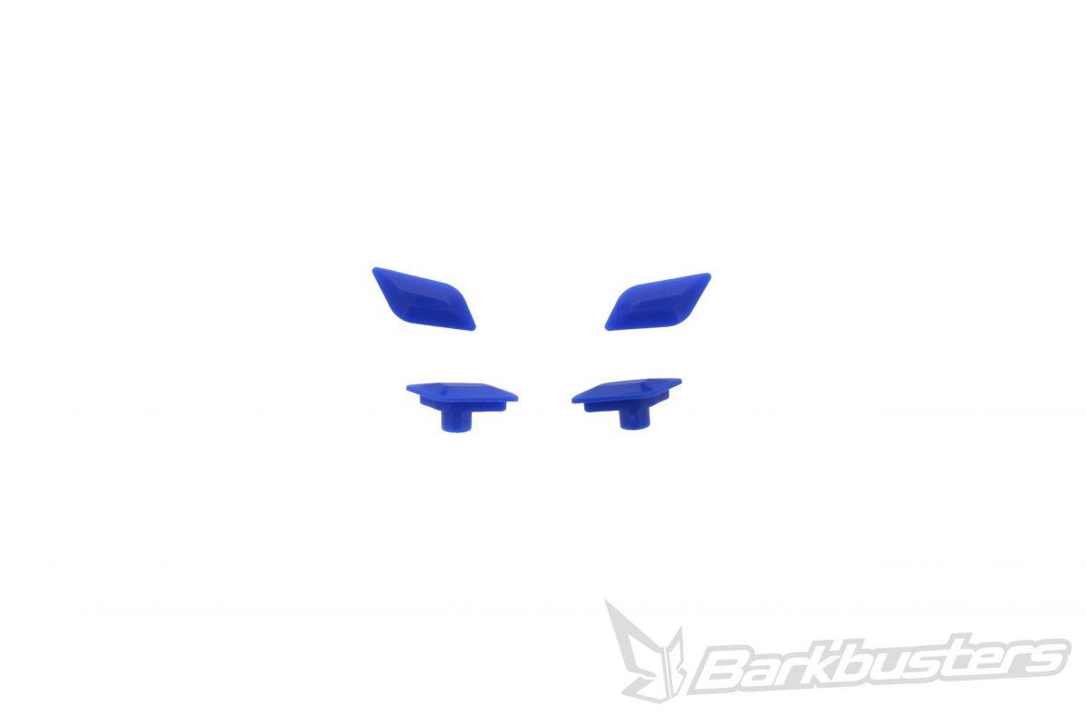 BARKBUSTERS SABRE Plug Set (Code: B-085) - BLUE
