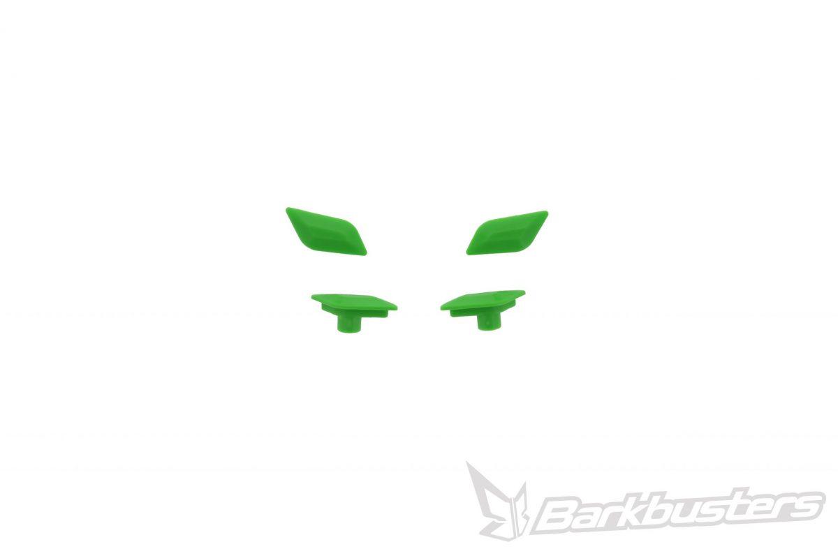 BARKBUSTERS SABRE Plug Set (Code: B-085) - GREEN