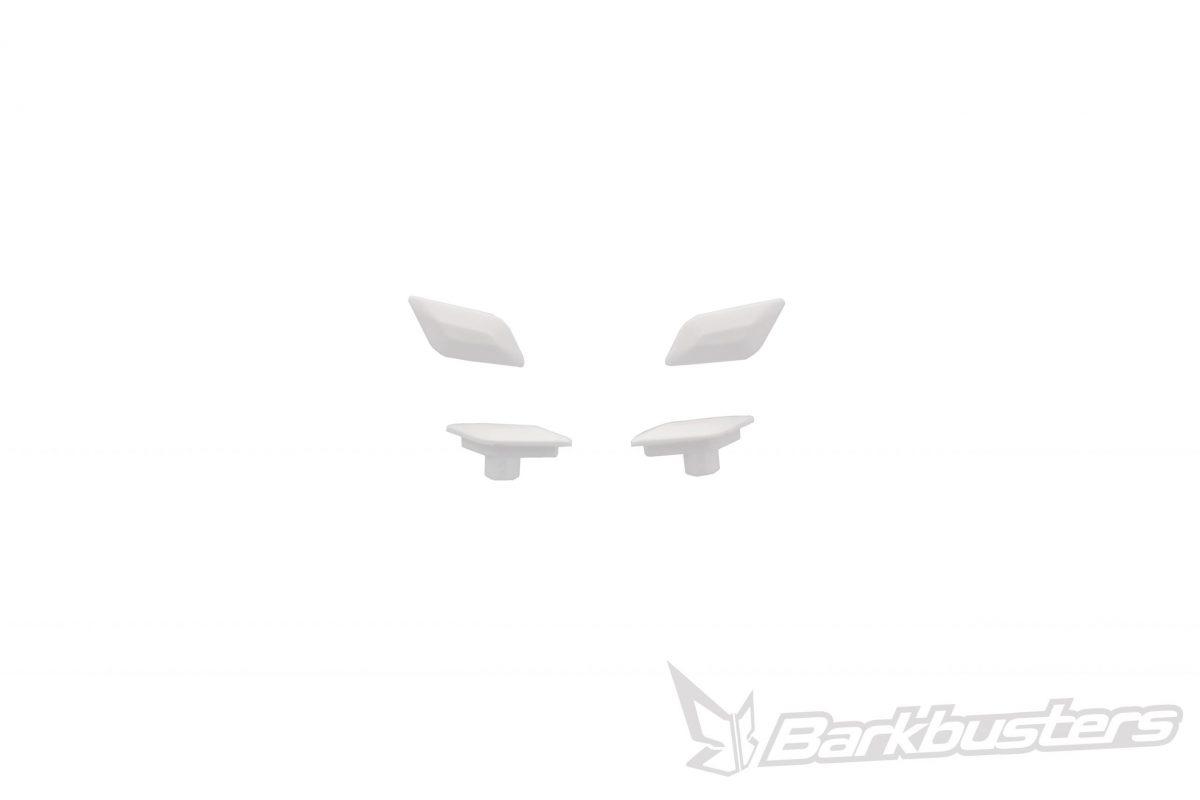 BARKBUSTERS SABRE Plug Set (Code: B-085) - WHITE
